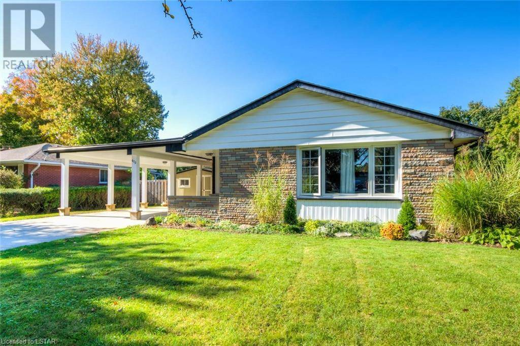 House for sale at 670 Santa Monica Rd London Ontario - MLS: 228040