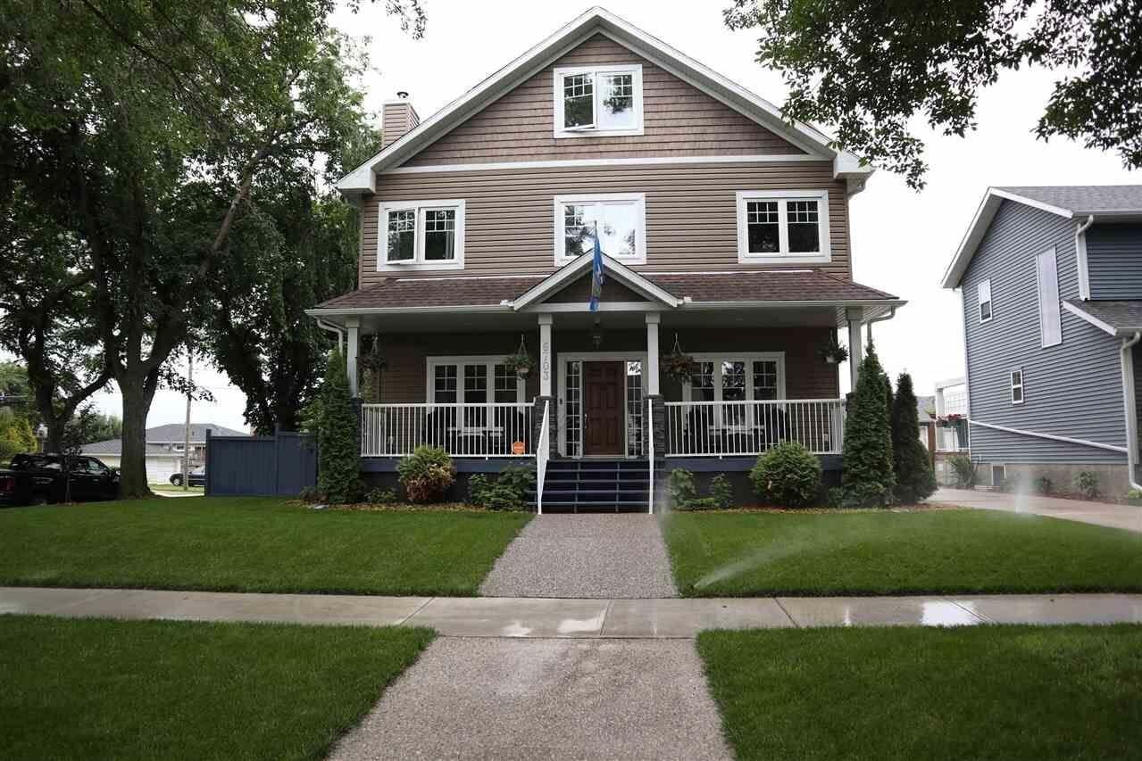 House for sale at 6703 111 Av NW Edmonton Alberta - MLS: E4207902