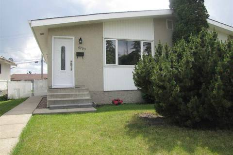 House for sale at 6703 137 Ave Nw Edmonton Alberta - MLS: E4162966
