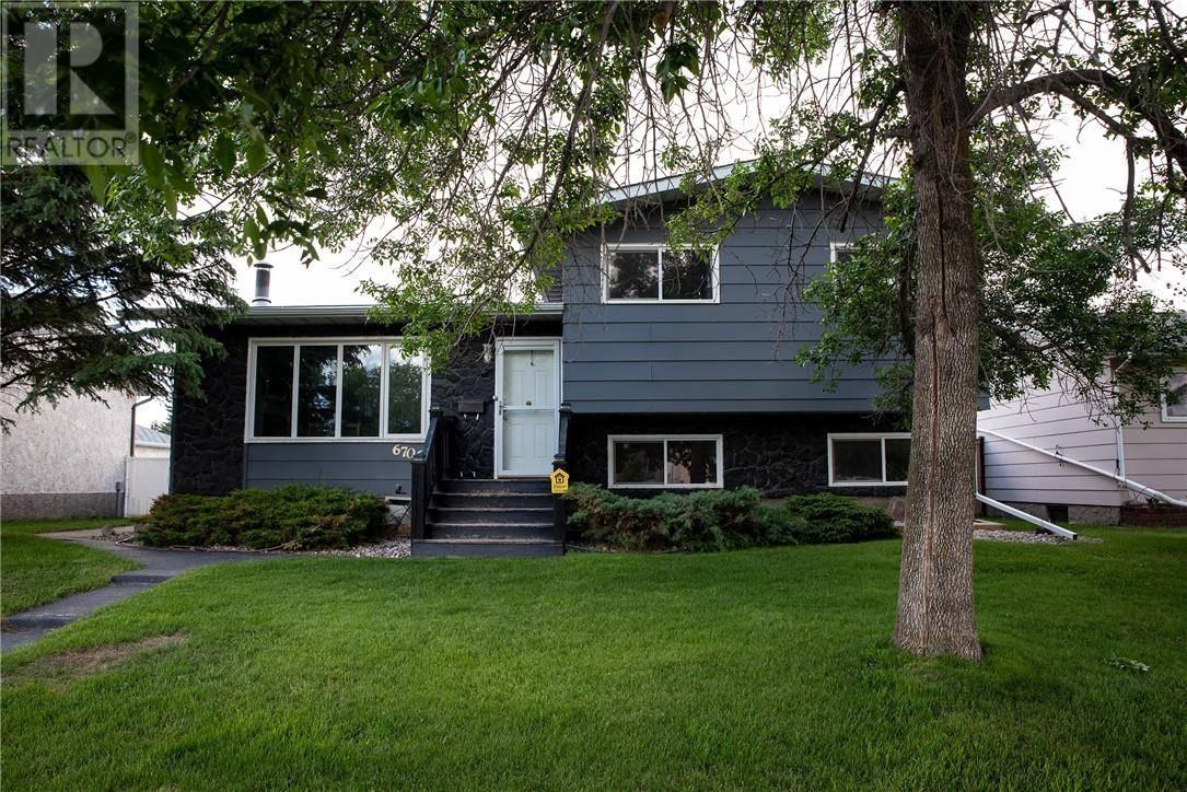 House for sale at 6706 Marler Dr Camrose Alberta - MLS: ca0186233