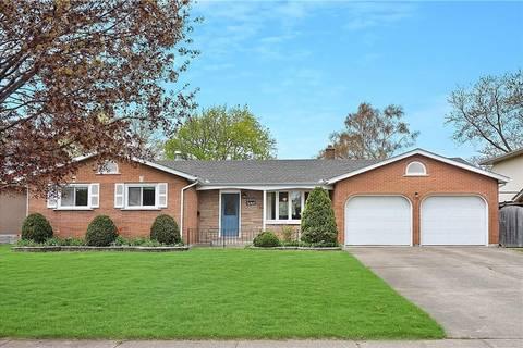 House for sale at 6709 Randy Dr Niagara Falls Ontario - MLS: 30735371