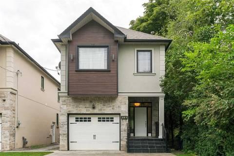 House for sale at 670 Birchmount Rd Toronto Ontario - MLS: E4542851