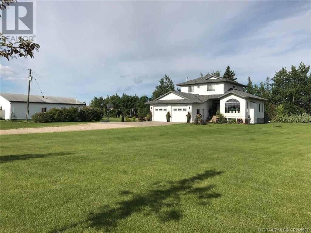 House for sale at 26 Highway 671 Hy Unit 671 Beaverlodge Alberta - MLS: GP205897