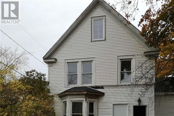 Townhouse for sale at 671 Union St Fredericton New Brunswick - MLS: NB050987