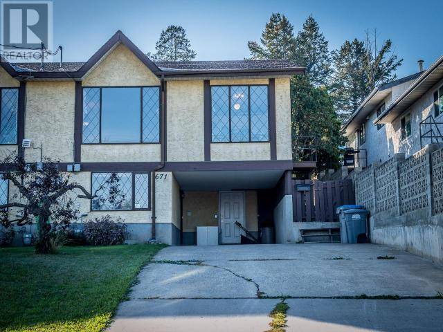Townhouse for sale at 671 Arbutus St Kamloops British Columbia - MLS: 154163