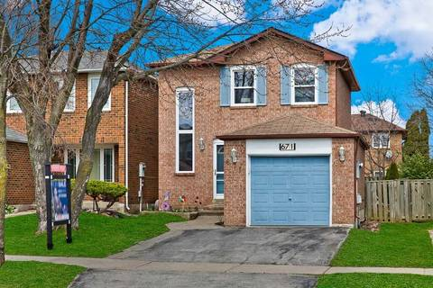 House for sale at 671 Foxwood Tr Pickering Ontario - MLS: E4429358