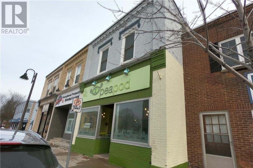 Commercial property for sale at 671 Goderich St Port Elgin Ontario - MLS: 245063
