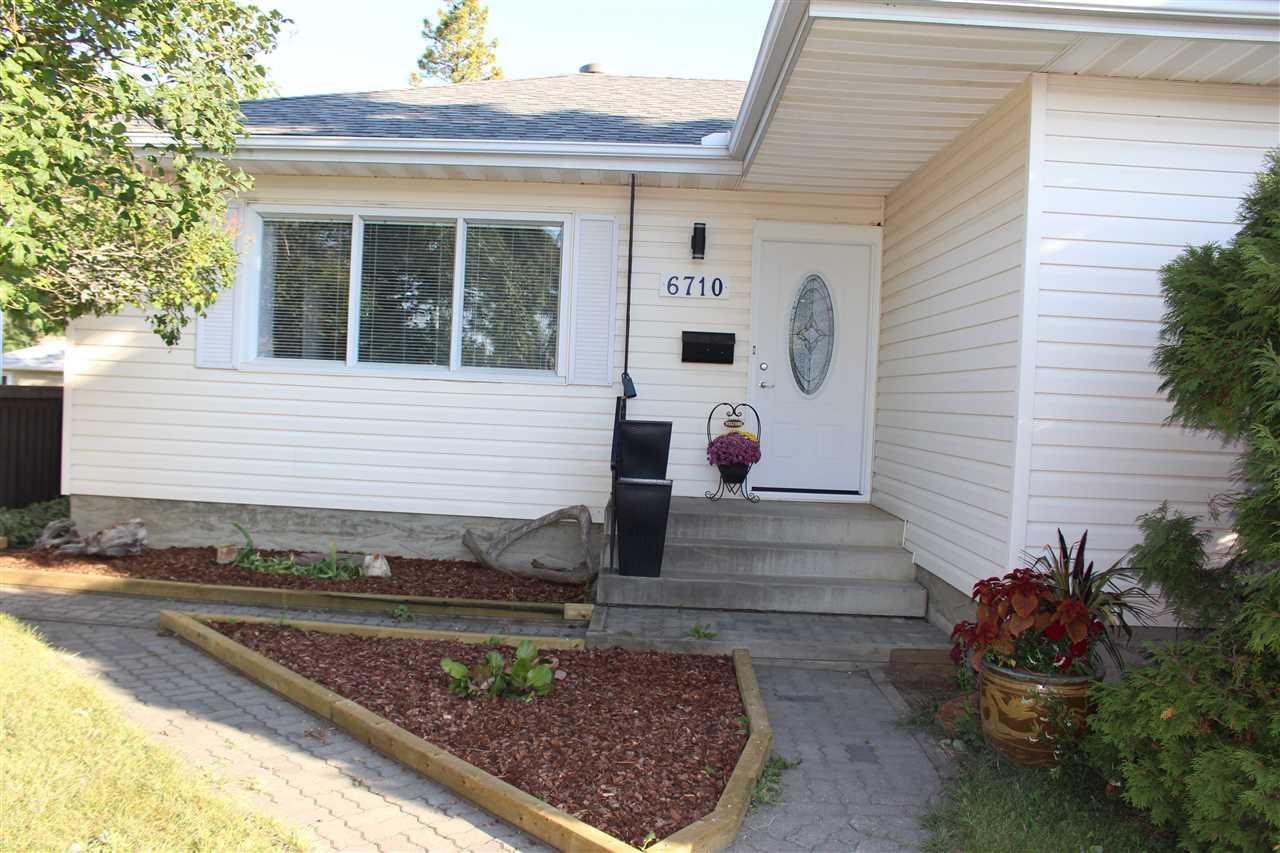 For Sale: 6710 106 Avenue, Edmonton, AB | 4 Bed, 2 Bath House for $479,900. See 27 photos!