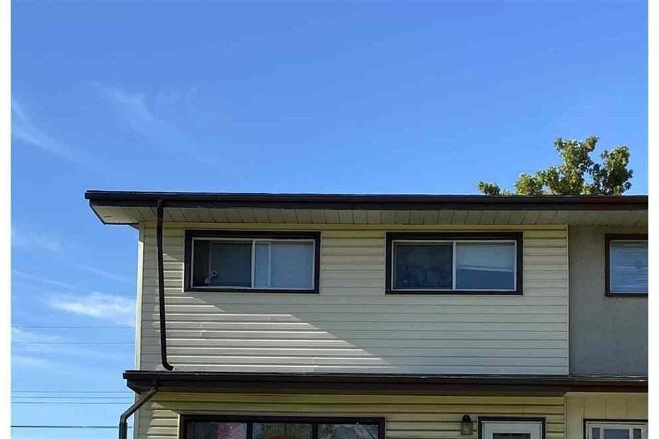 Townhouse for sale at 6711 90 Av NW Edmonton Alberta - MLS: E4201234