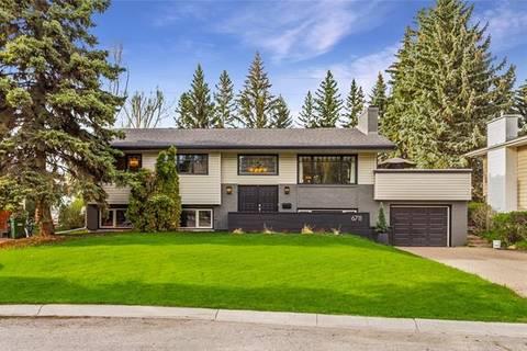 House for sale at 6711 Leeson Ct Southwest Calgary Alberta - MLS: C4244790
