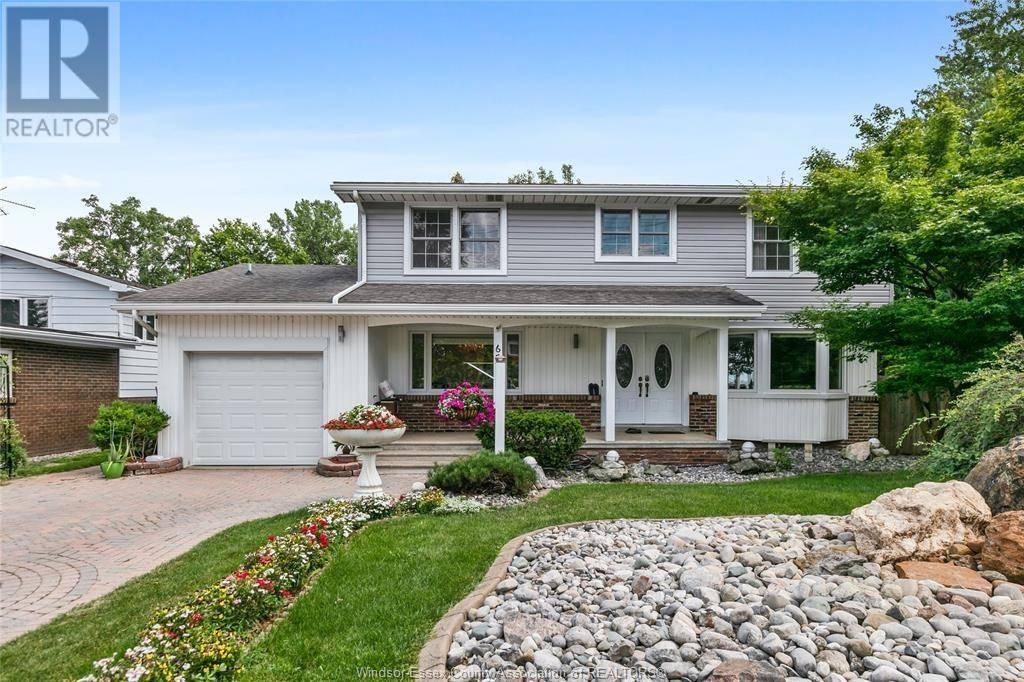 House for rent at 6711 Riverside Dr Windsor Ontario - MLS: 19026349