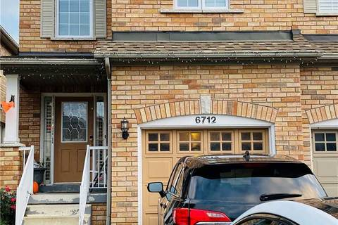 Townhouse for rent at 6712 Opera Glass Cres Mississauga Ontario - MLS: W4643950