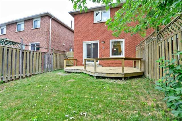 For Sale: 6714 Bansbridge Crescent, Mississauga, ON   3 Bed, 3 Bath Townhouse for $629,999. See 15 photos!