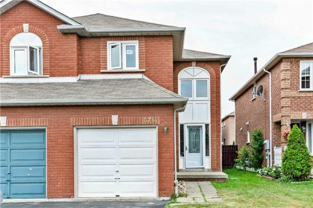 Sold: 6714 Bansbridge Crescent, Mississauga, ON