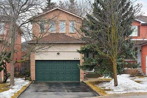 House for sale at 6714 Harlow Rd Mississauga Ontario - MLS: W4390387