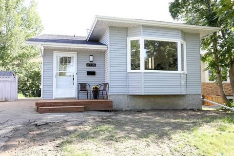 House for sale at 6715 Gilmore Dr Regina Saskatchewan - MLS: SK779872