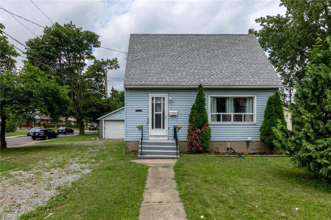 House for sale at 6715 Mcleod Rd Niagara Falls Ontario - MLS: H4060113
