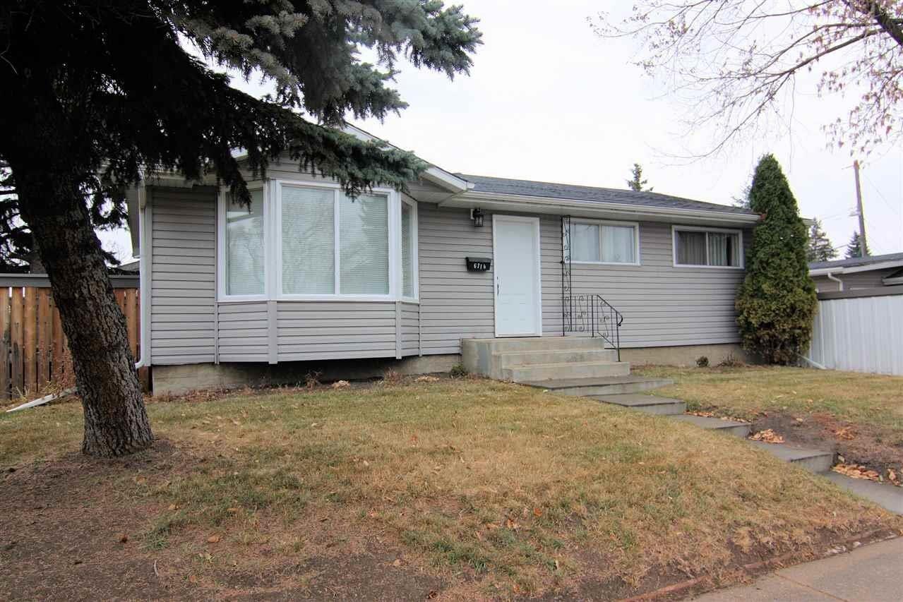 House for sale at 6716 132 Av NW Edmonton Alberta - MLS: E4219789