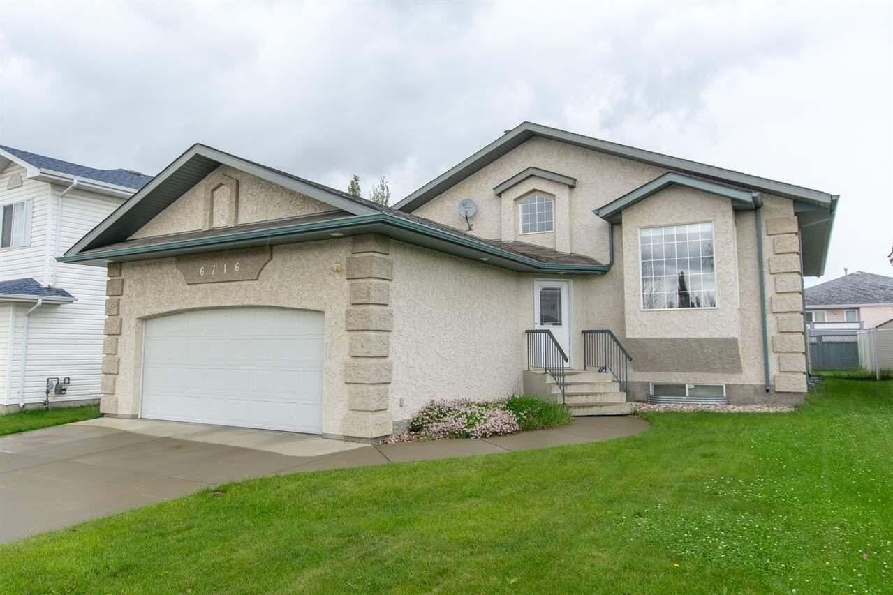House for sale at 6716 161 Av NW Edmonton Alberta - MLS: E4206644