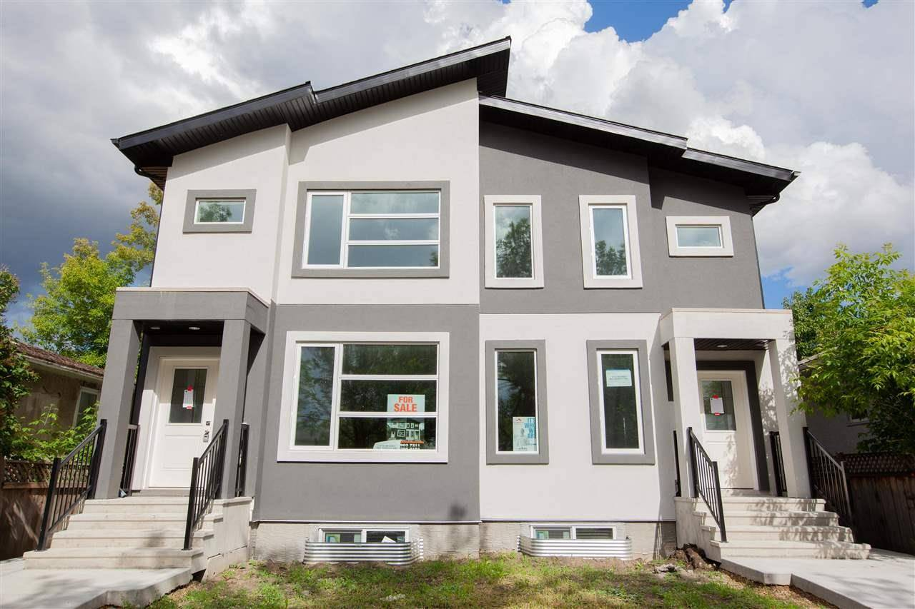 Townhouse for sale at 6719 106 St Nw Edmonton Alberta - MLS: E4158653