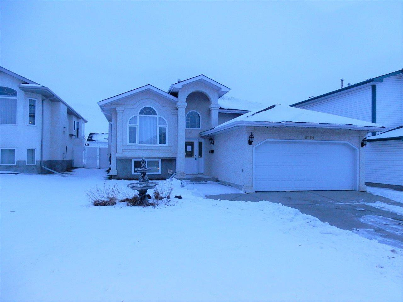 House for sale at 6719 162 Ave Nw Edmonton Alberta - MLS: E4187467