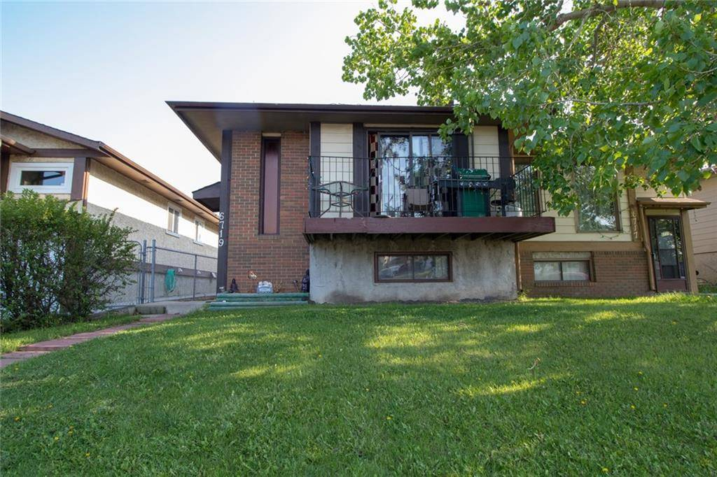 Townhouse for sale at 6719 41 Ave Ne Temple, Calgary Alberta - MLS: C4248814