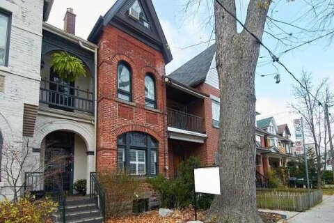 Townhouse for sale at 672 Euclid Ave Toronto Ontario - MLS: C4994662