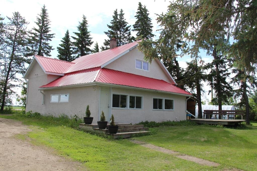 House for sale at 672046 Highway 813 Hy Athabasca Alberta - MLS: A1007217