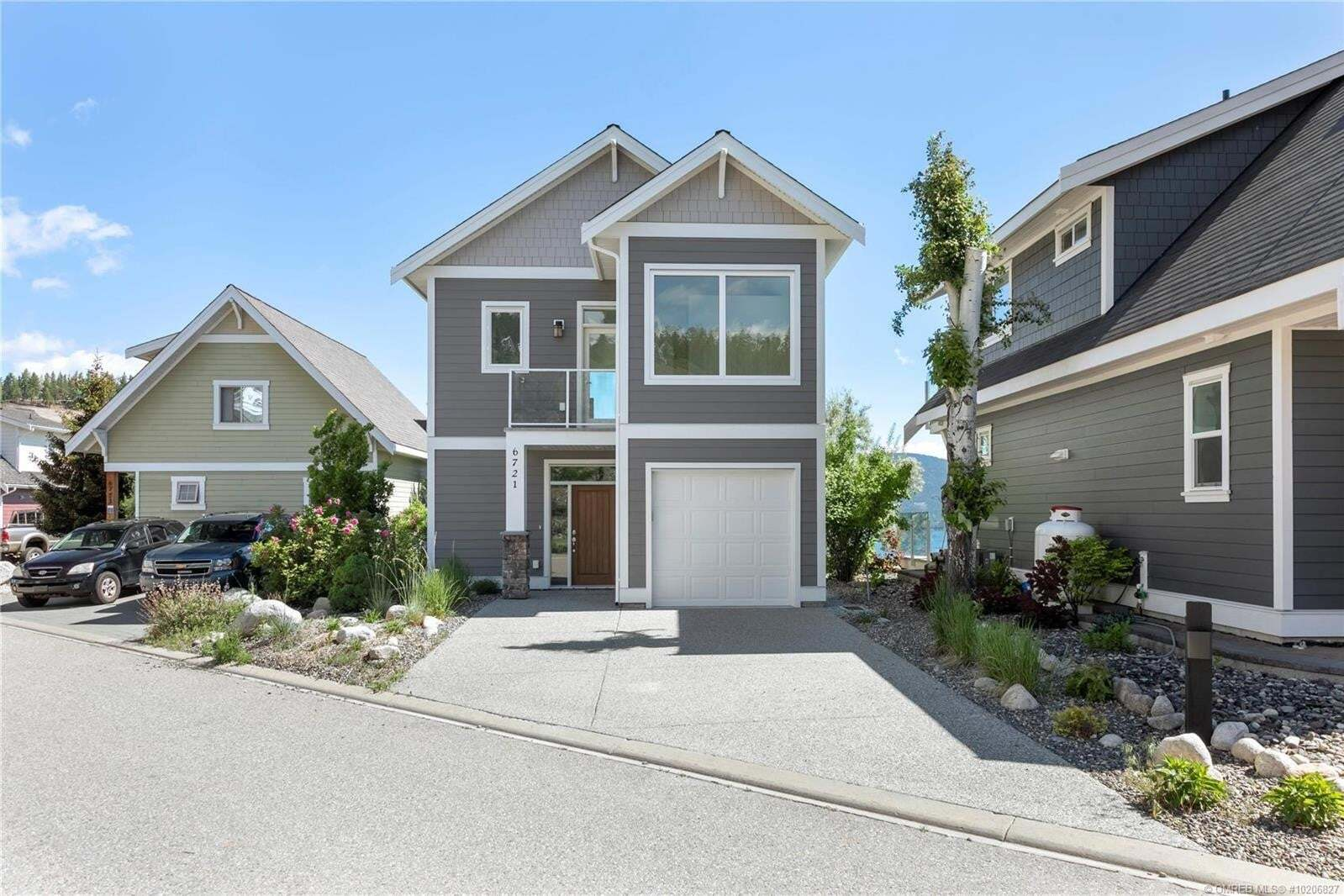 House for sale at 6721 La Palma Lp Kelowna British Columbia - MLS: 10206827