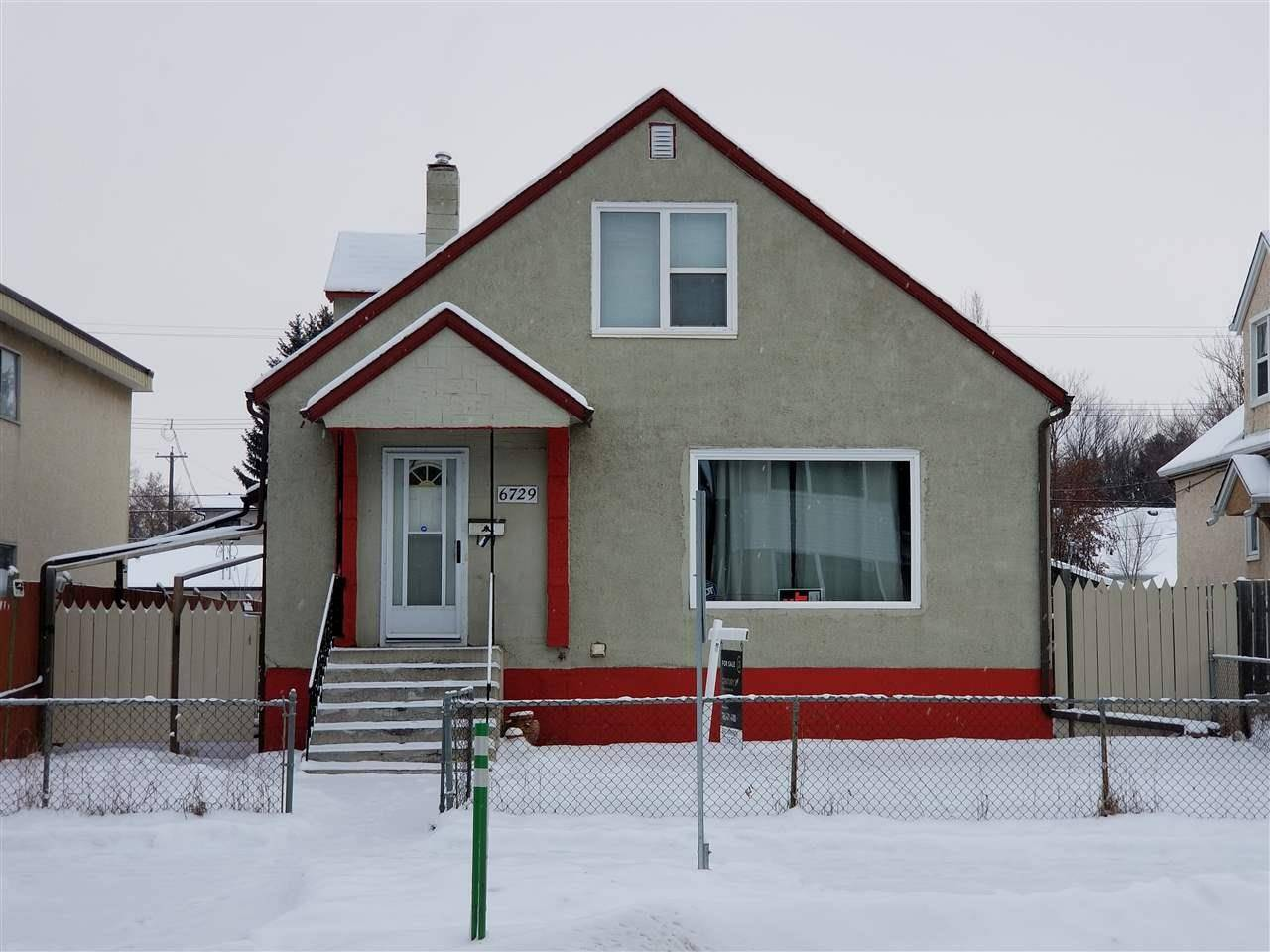 House for sale at 6729 106 St Nw Edmonton Alberta - MLS: E4164077