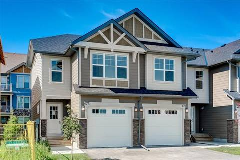 Townhouse for sale at 101 Sunset Dr Unit 673 Cochrane Alberta - MLS: C4285083