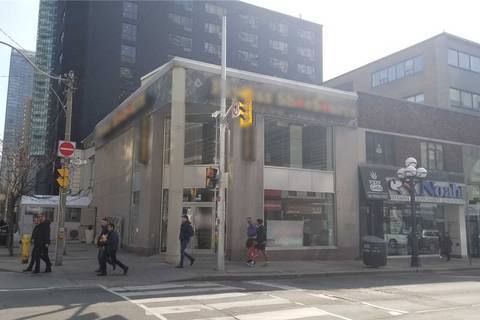 Commercial property for lease at 673 Yonge St Toronto Ontario - MLS: C4406582