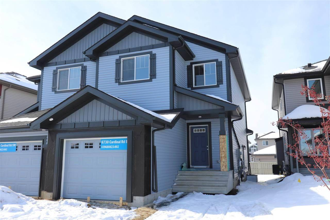 House for sale at 6730 Cardinal Rd Sw Edmonton Alberta - MLS: E4186906