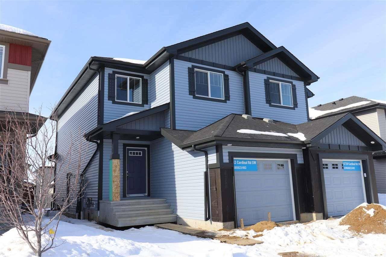 House for sale at 6732 Cardinal Rd Sw Edmonton Alberta - MLS: E4186890