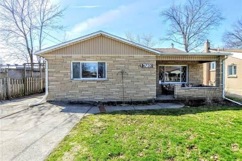 House for sale at 6732 Jill Dr Niagara Falls Ontario - MLS: 30727684
