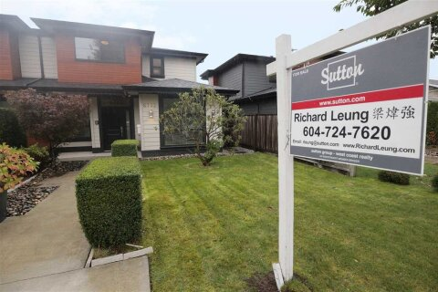 Townhouse for sale at 6733 Curtis St Burnaby British Columbia - MLS: R2512485