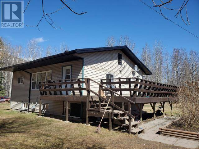 House for sale at 6736 Dokkie Sub  Chetwynd Rural British Columbia - MLS: 183496