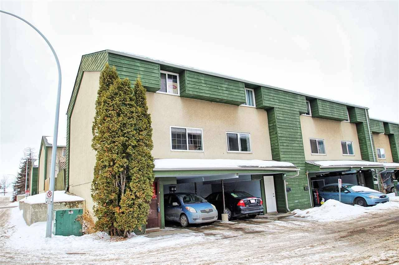 Townhouse for sale at 674 Abbottsfield Rd Nw Edmonton Alberta - MLS: E4188597