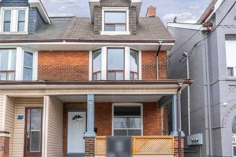 Townhouse for sale at 674 Bathurst St Toronto Ontario - MLS: C4712353