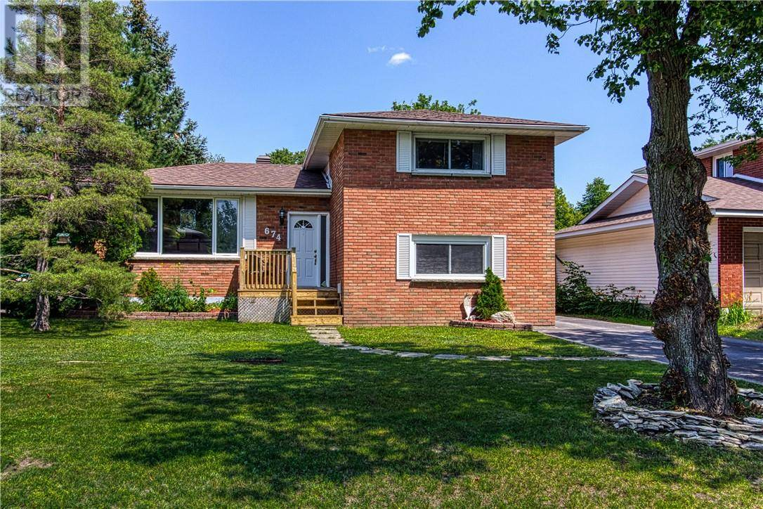 House for sale at 674 Camelot Dr Sudbury Ontario - MLS: 2084691