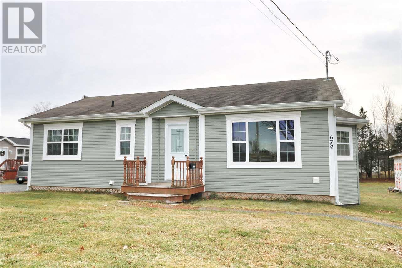 Removed: 674 College Road, Bible Hill, NS - Removed on 2020-02-06 05:03:02