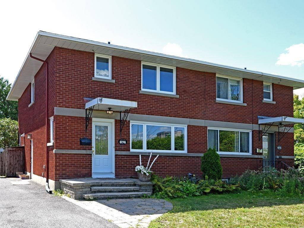 House for rent at 674 Hastings Ave Ottawa Ontario - MLS: 1166024