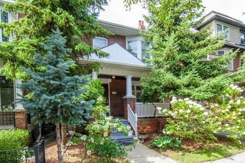 House for sale at 674 Huron St Toronto Ontario - MLS: C4571813