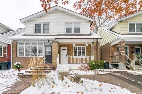 Townhouse for sale at 674 Milverton Blvd Toronto Ontario - MLS: E4637404