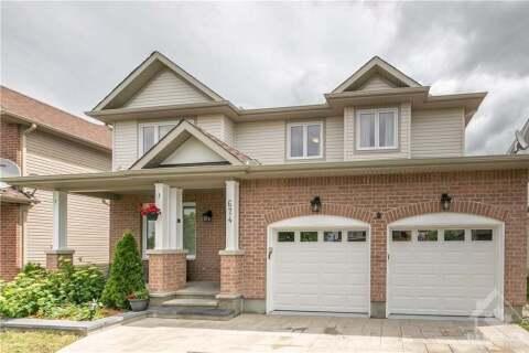 House for sale at 674 Netley Circ Ottawa Ontario - MLS: 1198582