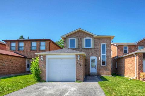 House for sale at 674 Sultana Sq Pickering Ontario - MLS: E4523087