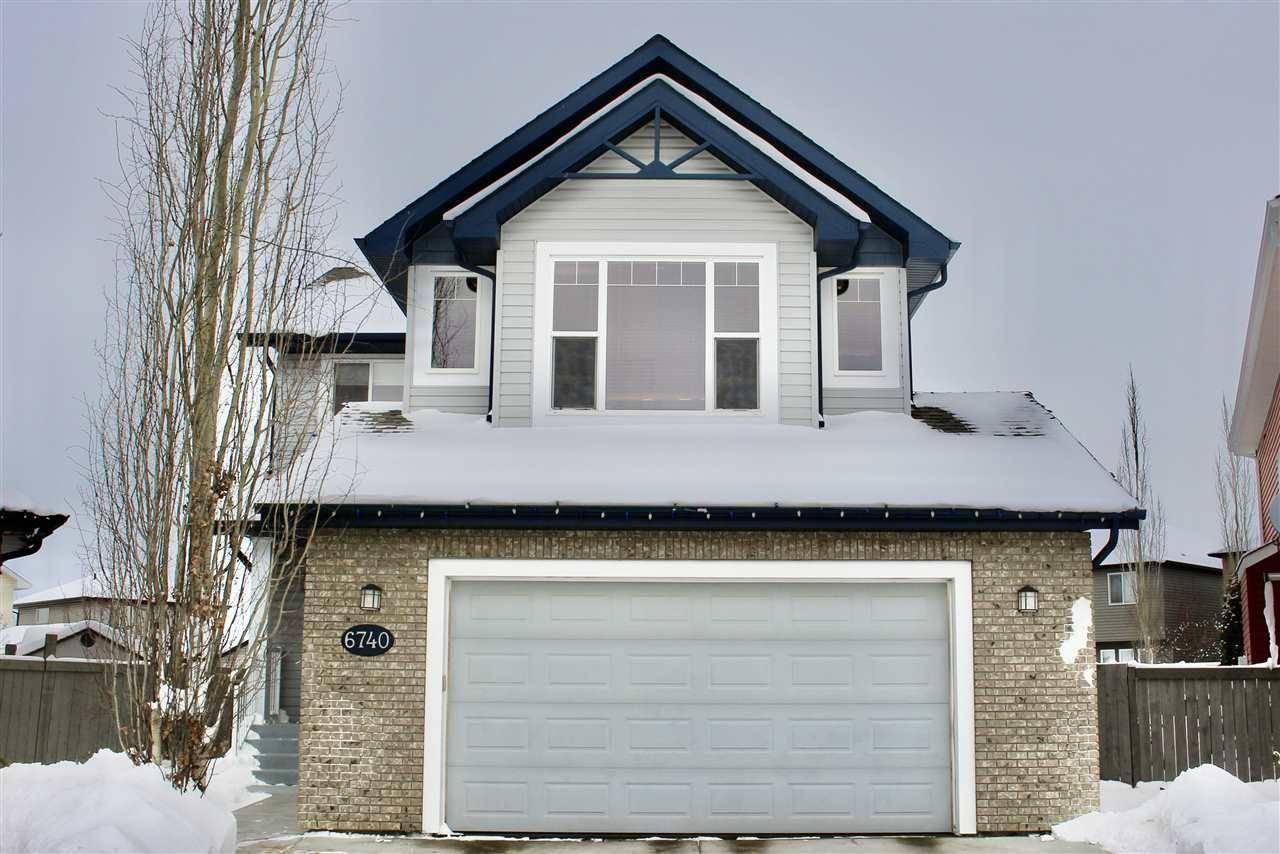 House for sale at 6740 Speaker Pl Nw Edmonton Alberta - MLS: E4185622