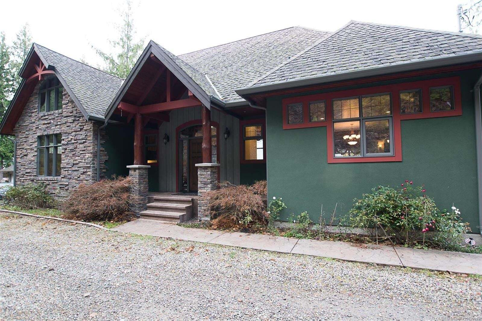 House for sale at 6741 Eagle Bay Rd Eagle Bay British Columbia - MLS: 10195093