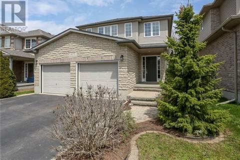 House for sale at 675 Breakwater Cres Waterloo Ontario - MLS: 30735657