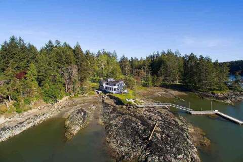 House for sale at 675 Cain Rd Galiano Island British Columbia - MLS: R2461556
